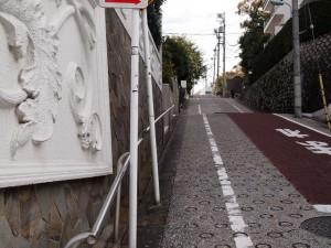 目黒駅周辺 坂