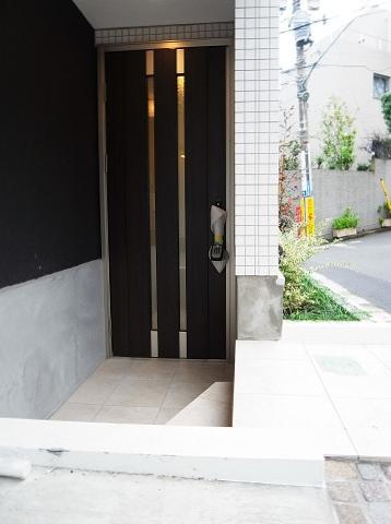 大田区東馬込 戸建て 玄関
