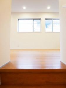 大田区東馬込 戸建て 2階階段上