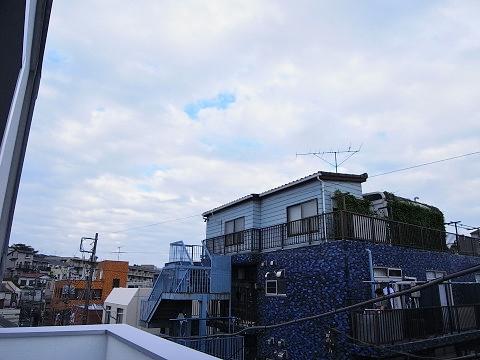 大田区東馬込 戸建て 洋室2バルコニー眺望