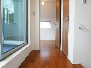 大田区東馬込 戸建て 3階廊下