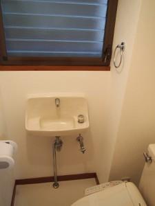 世田谷区世田谷 一戸建て トイレ