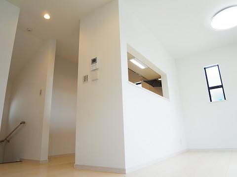 世田谷区梅丘1丁目2号棟 戸建 キッチン