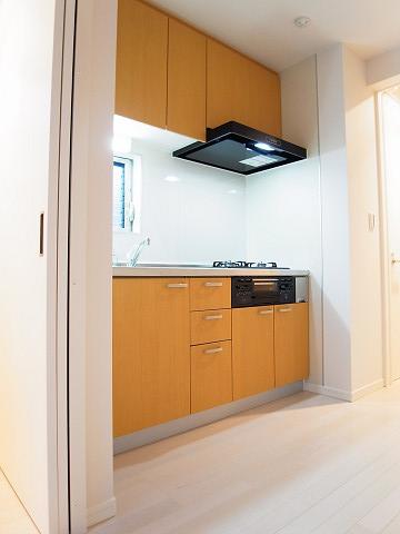 江東区三好 戸建て キッチン