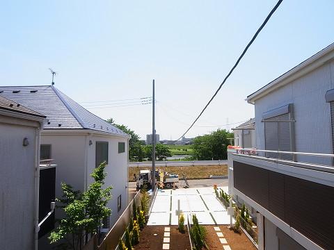 世田谷区野毛2丁目3号棟 戸建 眺望