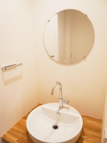 世田谷区新町1丁目 戸建て 1階 洗面台