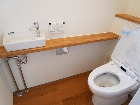 世田谷区新町1丁目 戸建て トイレ