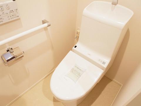 世田谷区弦巻2丁目 戸建 1階 トイレ