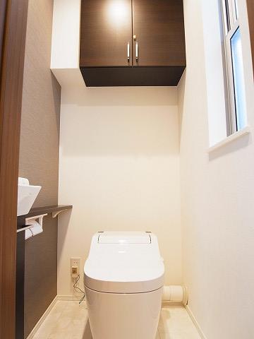 品川区西中延1丁目 戸建て 2階 トイレ