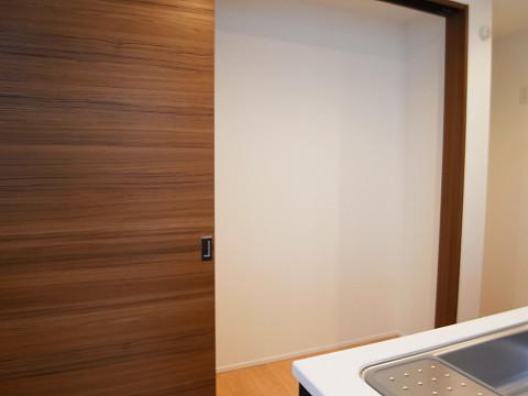 品川区西中延1丁目 戸建て 2階 キッチン収納