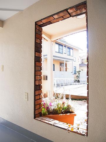 目黒区柿の木坂2丁目 戸建て 玄関