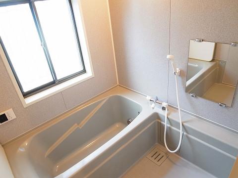 目黒区柿の木坂2丁目 戸建て バスルーム