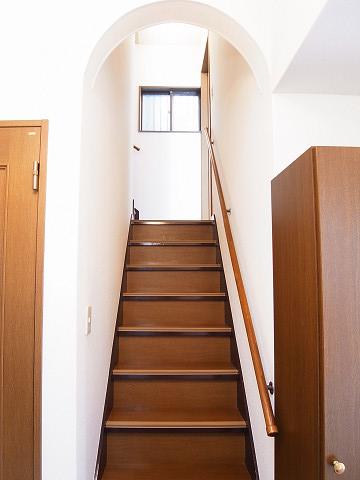 目黒区柿の木坂2丁目 戸建て 階段