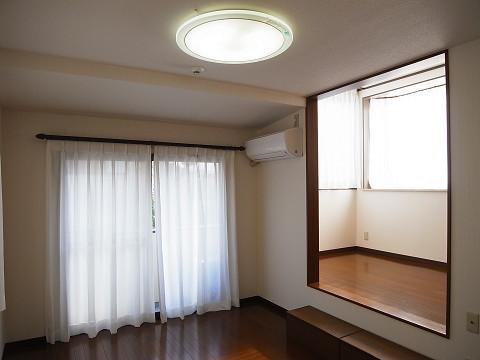 目黒区柿の木坂2丁目 戸建て 2階 洋室1