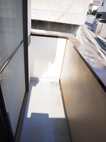 目黒区柿の木坂2丁目 戸建て 2階 洋室1 バルコニー