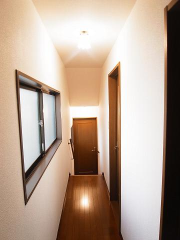 目黒区柿の木坂2丁目 戸建て 2階 廊下