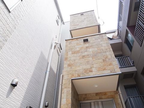 渋谷区幡ヶ谷3丁目c号棟 戸建 外観