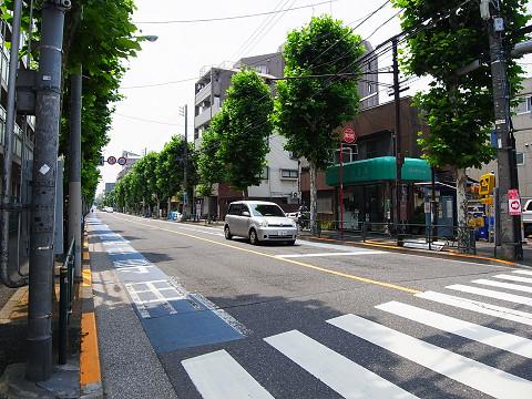 渋谷区幡ヶ谷3丁目c号棟 戸建 周辺