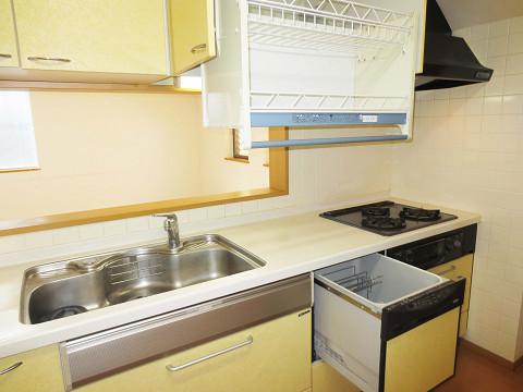 新宿区矢来町29丁目 戸建て 2階 キッチン