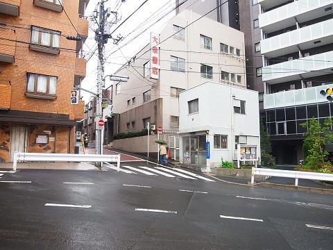 新宿区矢来町29丁目 戸建て 周辺
