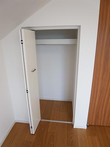 世田谷区松原5丁目 戸建て 2階 洋室3 収納