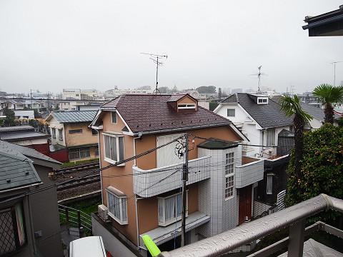 世田谷区松原5丁目 戸建て 2階 バルコニー 眺望