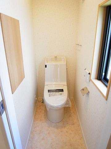 目黒区目黒本町1丁目 戸建て 2階 トイレ