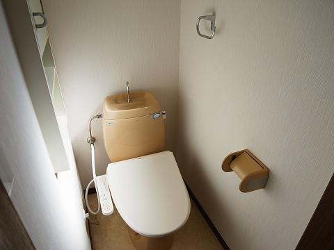 川崎市高津区諏訪2丁目 戸建て トイレ