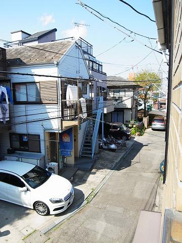 川崎市高津区諏訪2丁目 戸建て 眺望