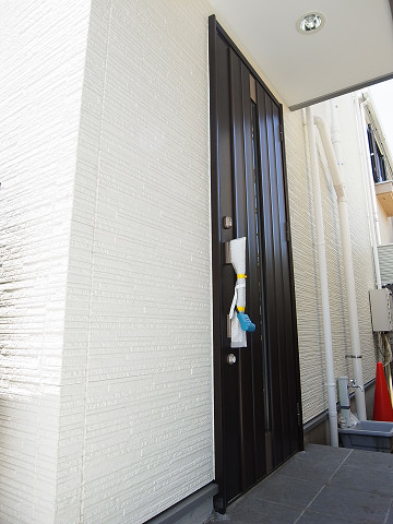 武蔵野市吉祥寺北町3丁目 新築一戸建て 玄関ドア