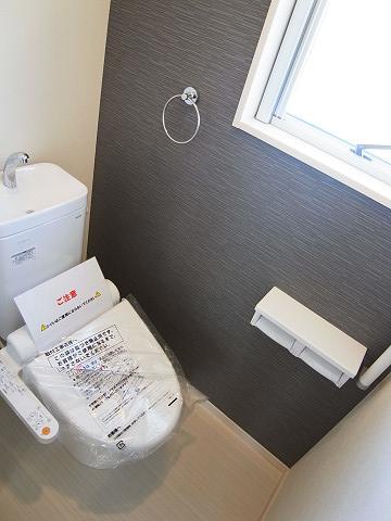 武蔵野市吉祥寺北町3丁目 新築一戸建て トイレ