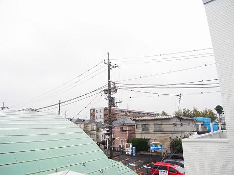 大田区田園調布5丁目No2 戸建 バルコニー 眺望