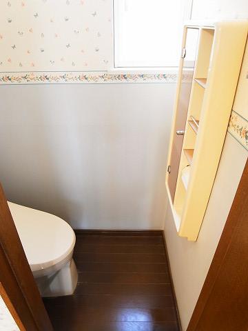 世田谷区大原1丁目 戸建て トイレ