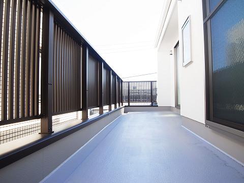 大田区南雪谷5丁目 戸建 3階 バルコニー