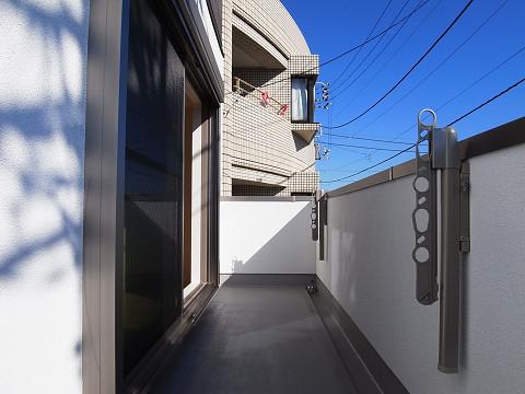 大田区南雪谷5丁目 戸建 LDK バルコニー