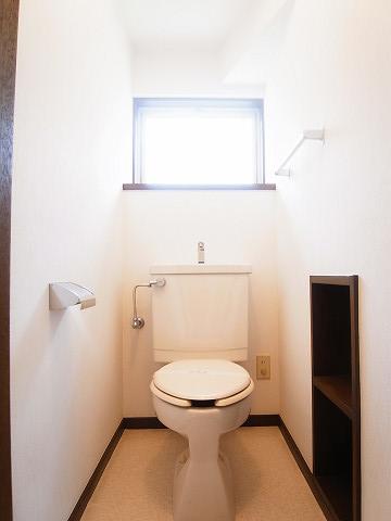 目黒区原町2丁目 戸建 トイレ