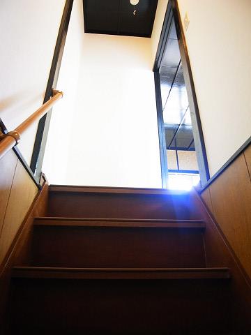 品川区西大井5丁目 戸建 A棟  階段