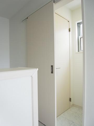 世田谷区上馬2丁目 戸建て トイレ