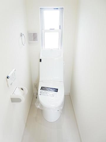 世田谷区上馬2丁目 戸建て 3階 トイレ