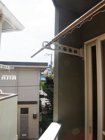 世田谷区奥沢2丁目 戸建て バルコニー