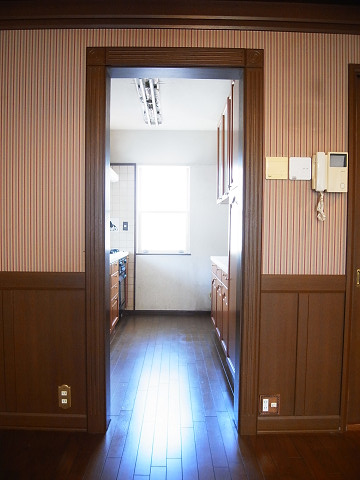 世田谷区奥沢2丁目 戸建て キッチン