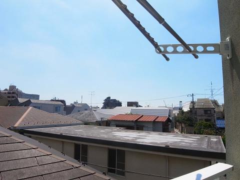 世田谷区奥沢2丁目 戸建て バルコニー 眺望