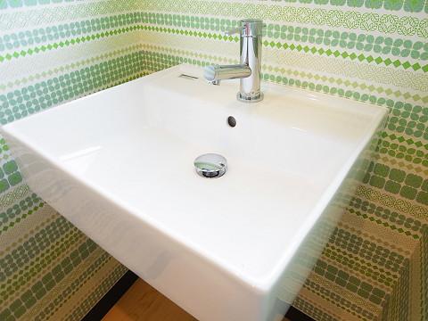 江東区北砂4丁目 テラスハウス 洗面台