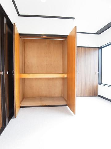 江東区北砂4丁目 テラスハウス 3階 洋室 収納