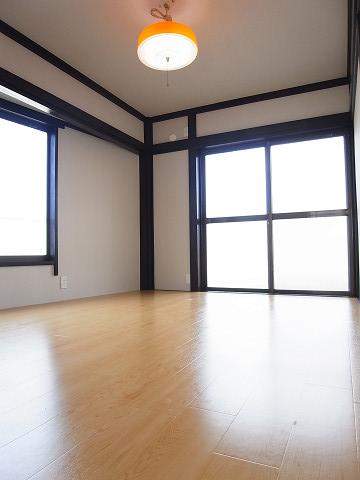 江東区北砂4丁目 テラスハウス 3階 洋室2