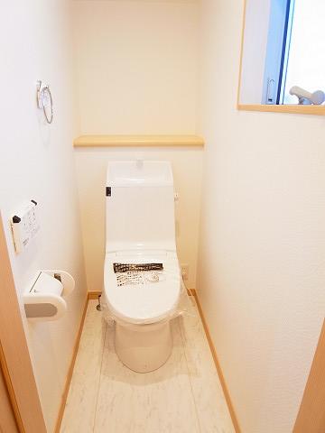 世田谷区代田3丁目4号棟 トイレ