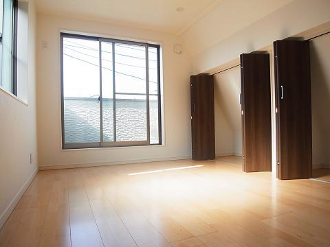 品川区小山6丁目 戸建 3階 洋室2 収納