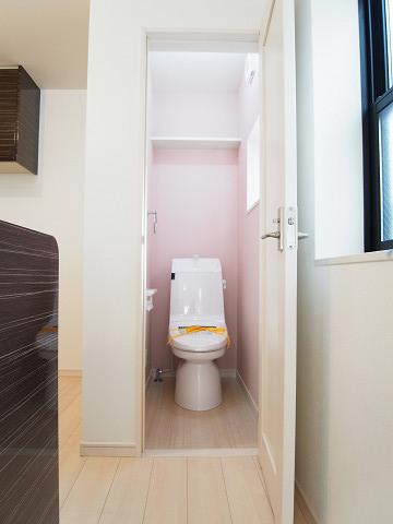 杉並区阿佐谷南3丁目2号棟 戸建 トイレ