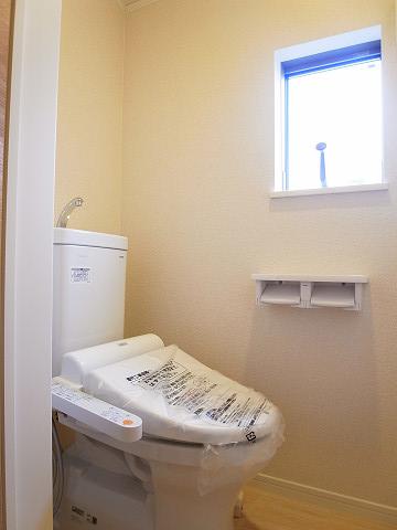 世田谷区給田3丁目2号棟 戸建 トイレ