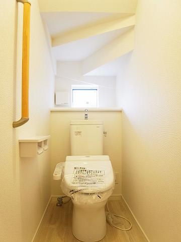 世田谷区給田3丁目1号棟 戸建 トイレ